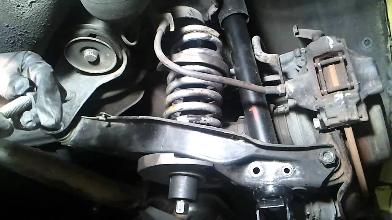 Mercedes Clk Front Coil Spring Replacement