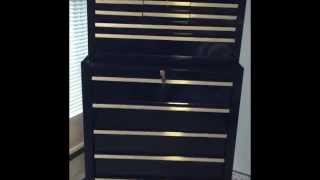 Makeup Storage - Using A Toolbox Cabinet