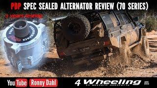 70 series Sealed Alternator review, Alternator fix
