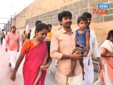 Sivakarthikeyan happy with  Remo movie...