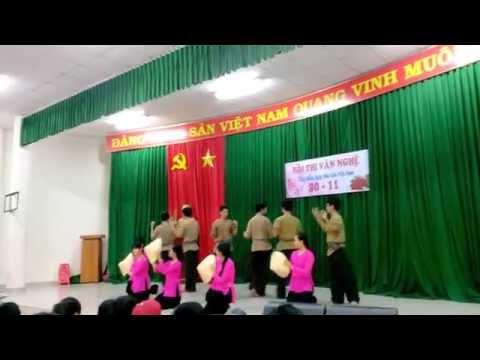 Thương quá Việt Nam- Múa 11a1 - 2014