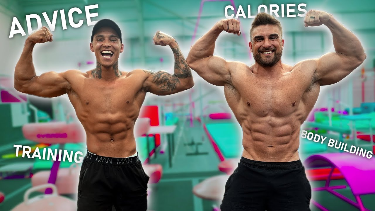 'Mr Olympia' - Muscle Bulking tips and secrets you didn't know with Ryan Terry