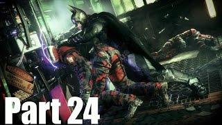 Batman Arkham Knight - Shopping Mall [PC]1080p60