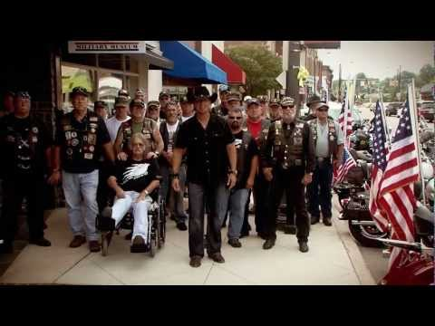 Our Country - Ansel Brown Patriotic Music Video