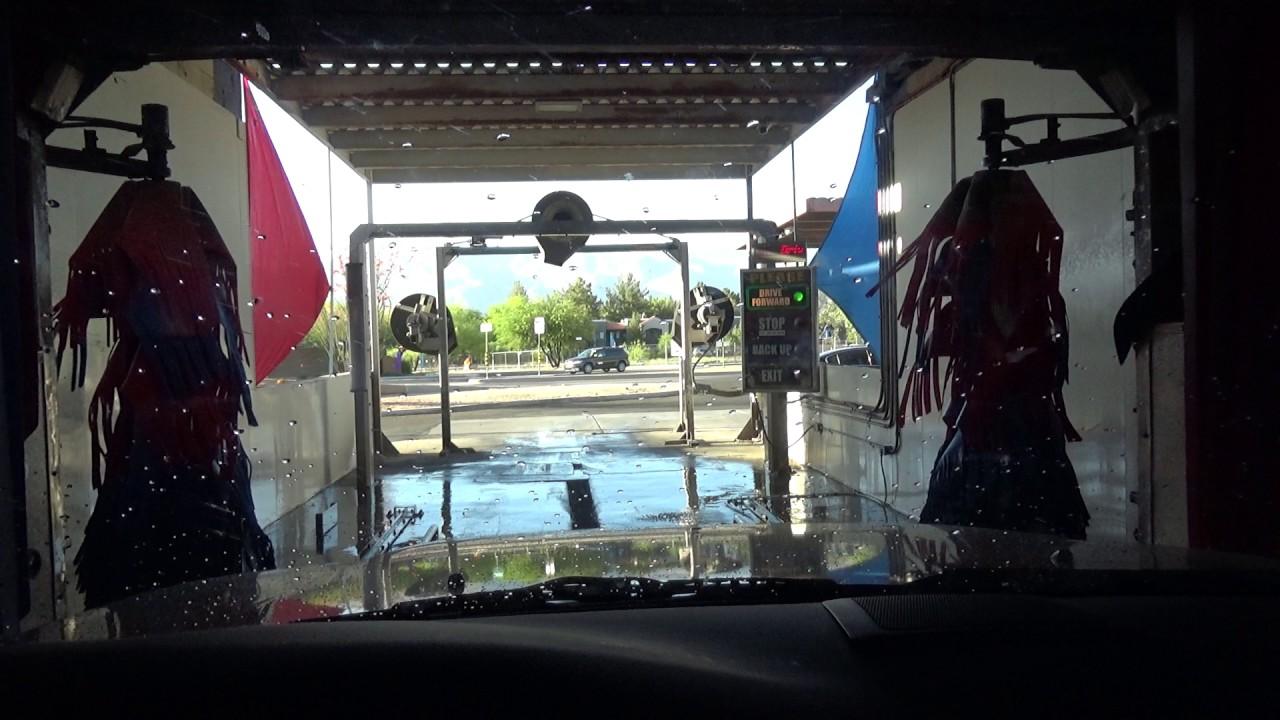 Autec Evolution Car Wash