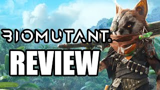 Biomutant Review - The Final Verdict (Video Game Video Review)