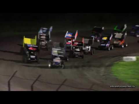 360 Sprint Highlights - Park Jefferson Speedway - 5/26/18