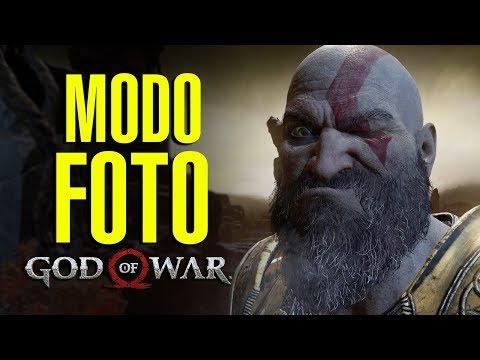 God Of War Modo Foto - Opinión