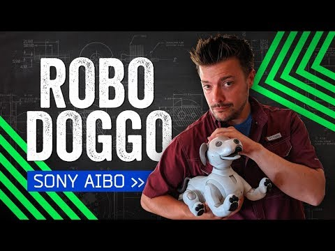Social robots still aren't for me, but MrMobile's Aibo review reminds me that they're pretty neat