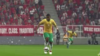 Winning Eleven 2016 アフリカカップ 準々決勝 コートジボワールVSエジプト