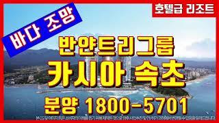강원도 속초 대포항 바다뷰 호텔 리조트 생활형숙박시설 …