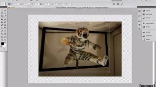 MINja Tutorials   Photoshop Tutorial   3D Picture Frame