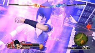 J-Stars Victory Vs+ - Sasuke Uchiha vs Ichigo Kurosaki Gameplay (PS4 HD) [1080p]