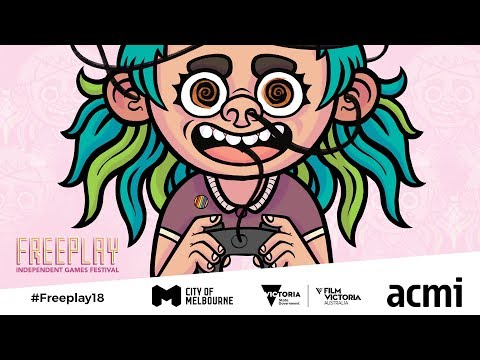 Freeplay Independent Games Festival Live Stream