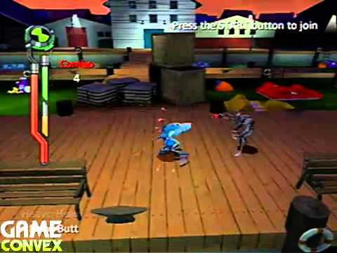Ben 10: Alien Force - PS2 - 1 - Knight-mare at the Pier