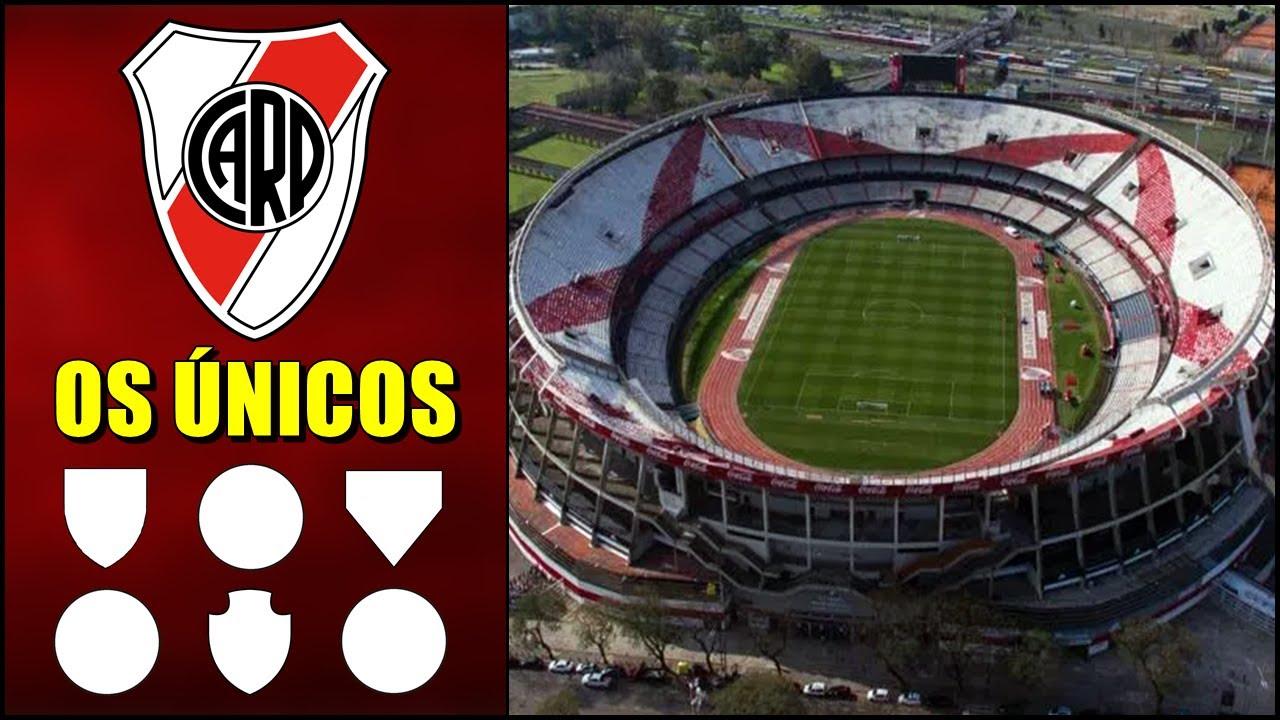 Os clubes BRASILEIROS que já DERROTARAM o River Plate em pleno MONUMENTAL DE NUÑEZ