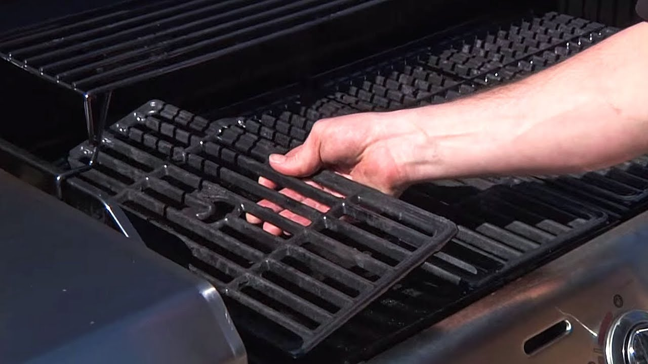 How To Clean Your Char Broil RED or Heatwave Infrared Grill