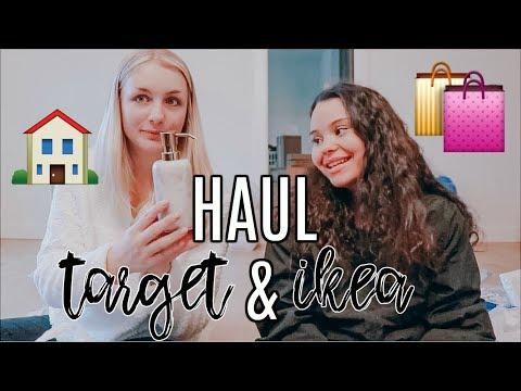 NEW HOUSE HAUL! | TARGET & IKEA
