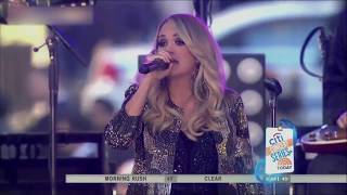 Скачать Carrie Underwood Before He Cheats Today Show 2015