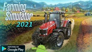 🔴TOP 5🔥MEJORES JUEGOS DE FARMING SIMULATOR 2021 PARA ANDROID 🎮 Gráficos Realistas📱🔴 screenshot 2