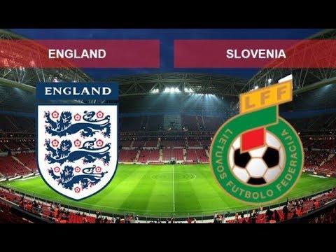 England vs Slovenia Live Stream || 5 October 2017