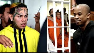 6ix9ine Placed in Gen Pop Wit The Savages Even After Breaking Down in Court