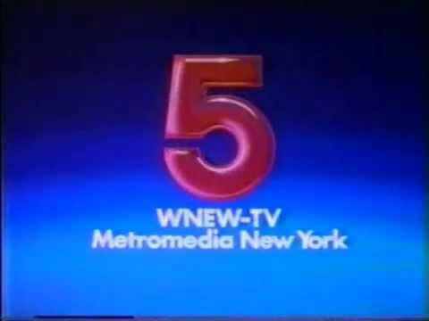 WNEW-TV station ID - 1980