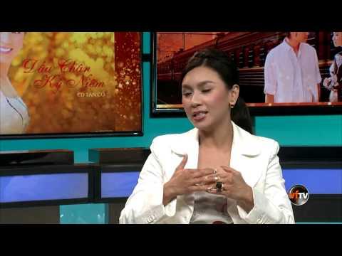 Y Phung & Kim Tieu Long VFTV Talkshow