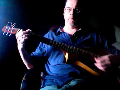 My Husbands Vagabond Travel Guitar Review Youtube