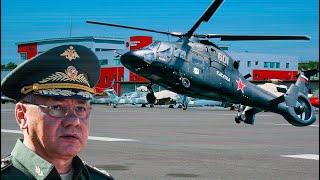 Отлетался: Ка-62 - как НЕ создать вертолёт за 36 лет или символ деградации и распила ВПК РФ...