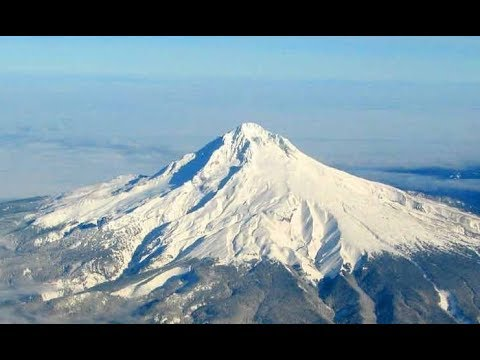 Mount Hood Earthquake Swarm - Grand Solar Minimum Update - C