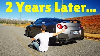Owning A Nissan GT-R R35: Two Year Update!