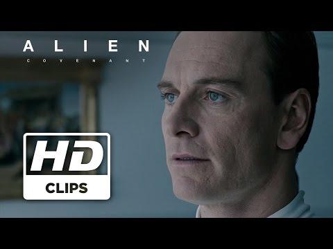 Alien: Covenant | PRÓLOGO: LA ÚLTIMA CENA | Solo en cines