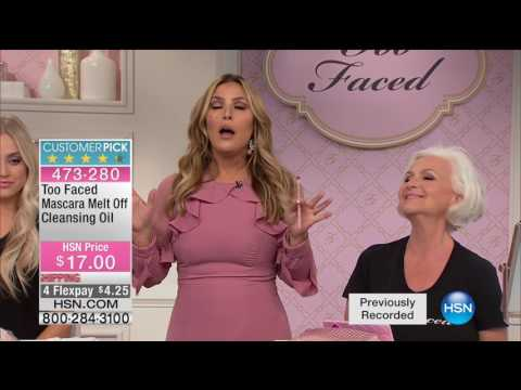 HSN   Too Faced Cosmetics 03.16.2017 - 06 AM