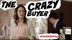 "Realtor Comedy: ""The Crazy Buyer"" by The Broke Agent"