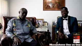 Nkosuohene One on One with President Kufuor (Ghana former President)