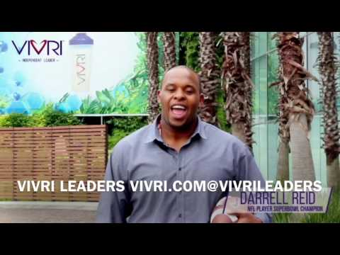 Superbowl Champion Darrell Reid Visits Vivri Headquarters in Guadalajara México