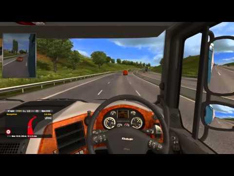 Eurotrucking to Scandinavia! - 01