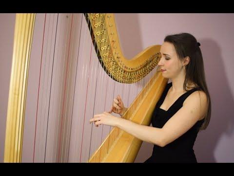 Thinking of You (Harp cover) - Sister Sledge // Elinor Nicholson