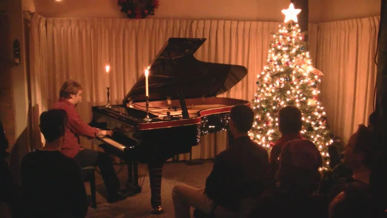 Christmas Solo.Joe Bongiorno O Come Emmanuel Christmas Solo Piano Music