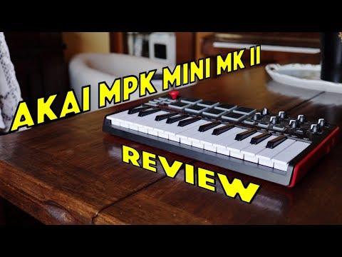 AKAI MPK Mini MK2 - A Review