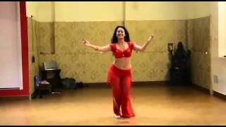 Belly dancing on pakistan song