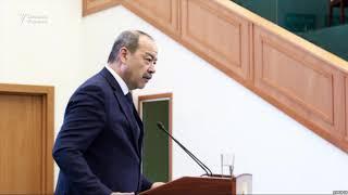 Абдулла Арипов Каримовни ишсизлик ва аёллар муаммоларига эътибор бермаганликда айблади