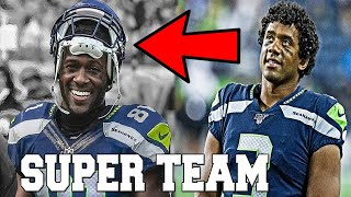 ANTONIO BROWN IS BEING RECRUITED BY RUSSELL WILSON TO THE SEATTLE SEAHAWKS! Dallas nearing trade?