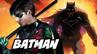 Titans Episode 1 Batman Scene Explained