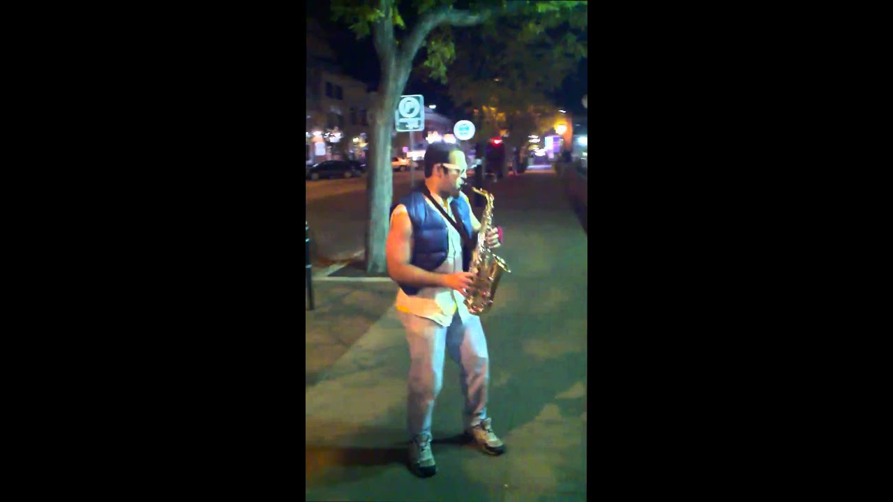 Epic Youtube Comment By Elson: Epic Sax Man Halloween