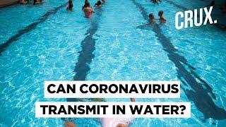 How Safe Is Swimming Amid Coronavirus Pandemic?