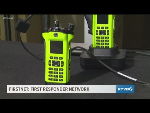 Viewpoint: 'FirstNet' First Responders Network
