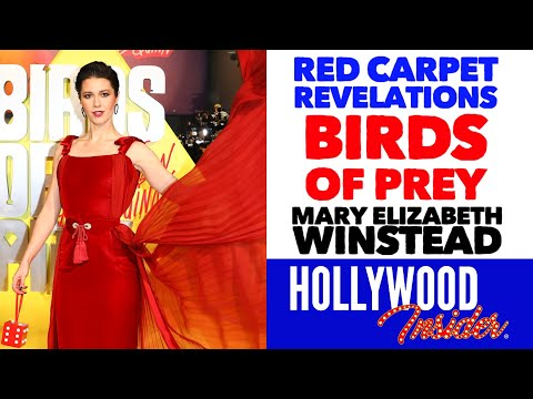 birds-of-prey-red-carpet-revelations-|-mary-elizabeth-winstead,-margot-robbie