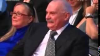 Литвинова по ходу подбуханная